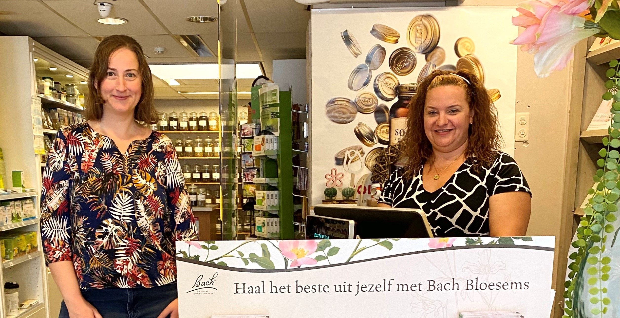 samenwerking Samenwerking met Kruiderij Rozemarijn Steenbergen - Amara